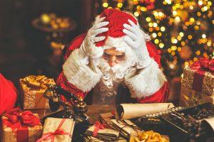 Ką šiemet dovanos Kalėdų Senelis – saldainių ar razinų?