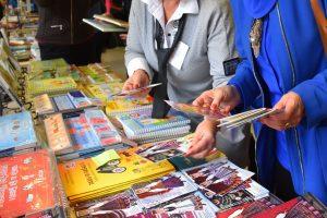 5-oji Klaipėdos knygų mugė įsibėgėjo