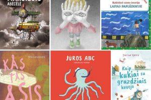 Klaipėdos metų knyga: ir smagūs leidiniai vaikams