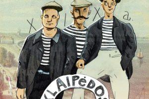 Istorinių komiksų dirbtuvės: Klaipėdos įvykiai XIX a. antroji dalis