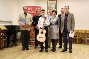 Klaipėdoje – klasikinės gitaros konkursas