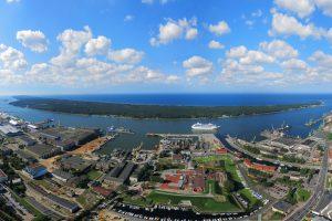 Uosto krantinėmis rūpinsis Klaipėdos universitetas