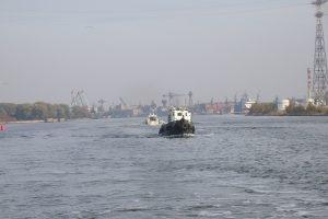 Kaliningrado uostą darys konkurencingesnį Klaipėdai
