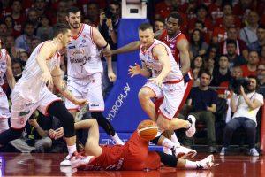 Italijos krepšinio lygos finale – lygybė