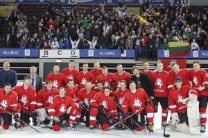Klaipėdoje – istorinis ledo ritulio turnyras