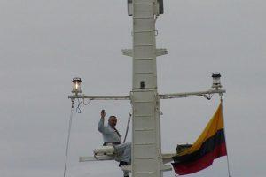 Pakoreguota jūrininkų skundų teikimo tvarka
