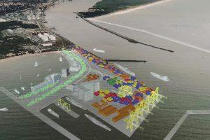 Ekspertai atnaujino išorinio uosto galimybių studiją