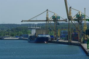 Uostų veikla tampa nenuspėjama