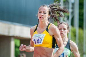 Maratonininkę R. Drazdauskaitę ištiko nesėkmė: be sporto – bent pusmetis