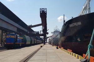 Baltarusijos krovinių netektis sukeltų krizę?