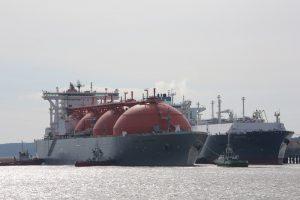 """Rytinės Baltijos uostus """"veža"""" anglių paklausa"""