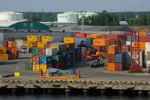 Rygos uosto ambicijos kabina ir Klaipėdą