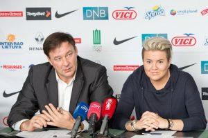 Lietuvos moterų krepšinio rinktinė pradeda atrankos varžybas
