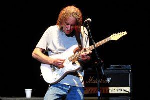 Džiazo gitaros legenda S. Hendersonas koncertuos Palangoje