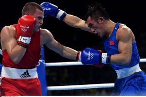 Boksininkas E. Stanionis sieks kelialapio į ketvirtfinalį