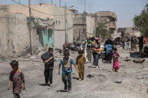 Irako pietuose per išpuolį žuvo 37 žmonės
