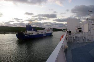 Lietuvos laivuose daugės jūrininkų iš Azijos