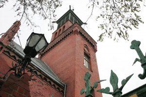 Vyks ekskursijos į Klaipėdos kariliono bokštą