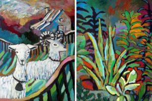 Uostamiesčio Rūtų galerijoje – J. Skučaitės tapyba