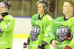"""""""Kaunas Hockey"""" sutriuškino """"Hockey Punks"""" komandą"""