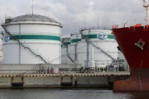 Naftininkų ginče – laikina atomazga