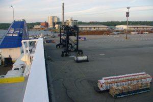"""Kylyje – investicijos į """"lietuvišką"""" uosto dalį"""