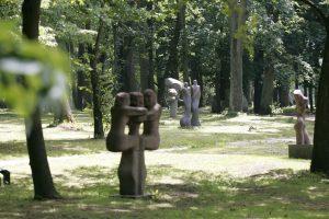 Uostamiesčio Skulptūrų parke – Vynerio arbatėlė