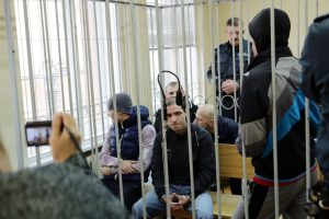 Grasinančius laiškus rašę kaliniai – nuteisti
