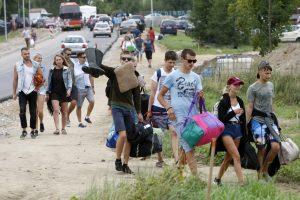 12 tūkst. žmonių priviliojęs Karklės festivalis pranoko lūkesčius