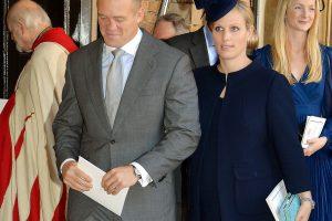 Britanijos karalienės vaikaitė Zara Phillips susilaukė pirmagimės