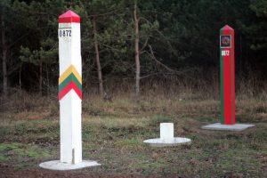 Baltarusijoje uždaromi pasienio punktai pėstiesiems