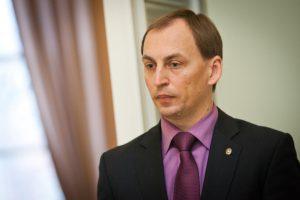Teismas išnagrinėjo Ž. Plytniko skundą dėl VTEK sprendimo