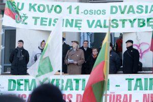 Vyriausybė sieks gerinti Lietuvos įvaizdį savo piliečių akyse