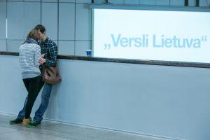 Lietuvos bendrovės bando auginti sparnus jaunimui