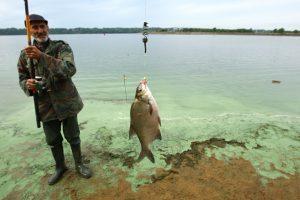 Kas gali žvejoti nemokamai?