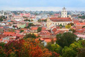 Naujos Vilniaus spalvos muzikiniame vaizdo klipe