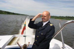 Vidaus vandenų laivybos renesansas