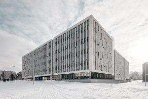 VU Gyvybės mokslų centras – tarp geriausių pasaulio architektūros projektų
