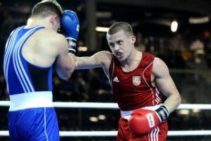 Lietuvos boksininkai olimpiadai rengiasi Italijoje ir Rusijoje
