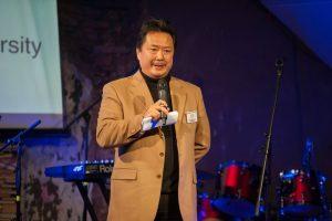 Kaune gyvenantis korėjietis: turime išmokti širdžių kalbos