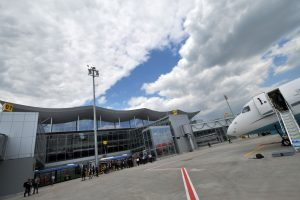 Kijevo oro uoste sulaikytas terorizmu įtariamas Rusijos pilietis