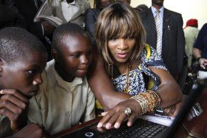 Istorinis įvykis: Afrika gavo savo interneto domeną