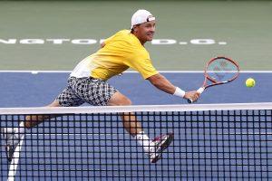 Pajėgiausių planetos tenisininkų reitinge R. Berankis užima 83–ią vietą