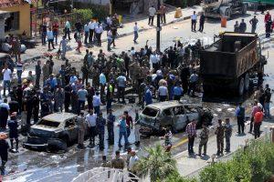 Irake per mirtininkų atakas žuvo mažiausiai 10 žmonių
