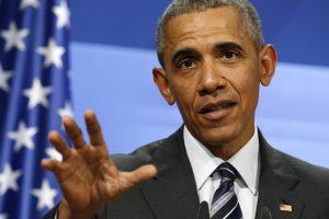 B. Obama: siųsti karius į Siriją būtų klaida