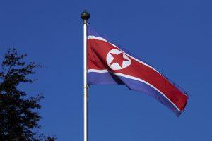 Šiaurės Korėja mėgino paleisti balistinę raketą