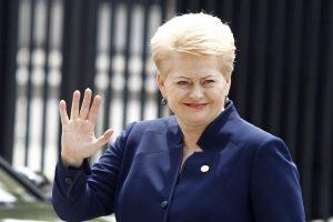 Pirmąjį Seimo posėdį prezidentė šaukia lapkričio 14 dieną