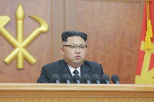 Šiaurės Korėja baigia kurti tarpžemyninę raketą
