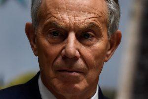 """T. Blairas: """"Brexit"""" privalo būti nutrauktas, kad nebedarytų žalos Britanijai"""