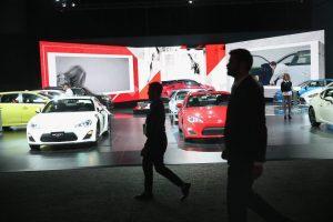 Detroite – automobilių ateities prognozės